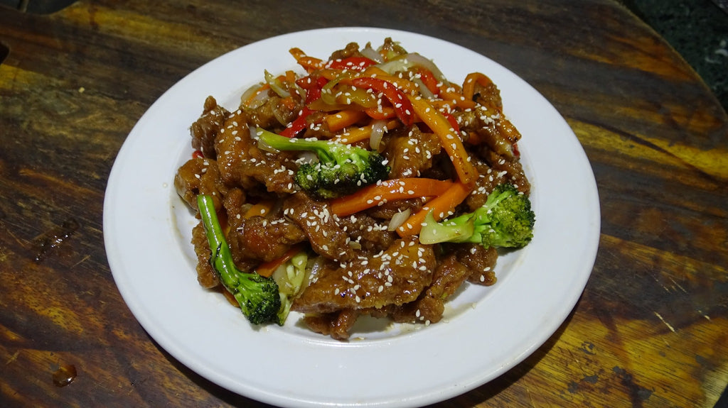 Sweet And Sour Stir Fry - Large