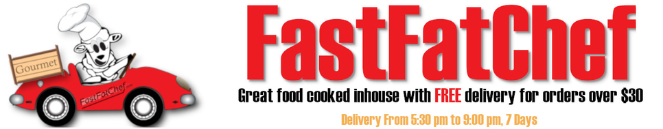 Wanaka FastFatChef- FREE Delivery - Chinese, Pizza, Calzones, Asian, Fish and Chips