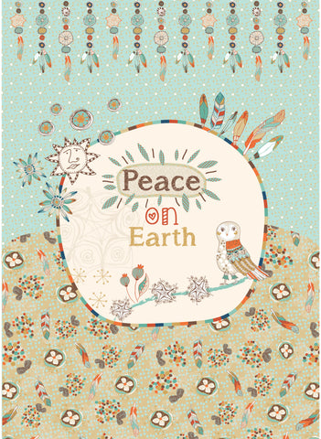 peace on earth - הדפס למסגור