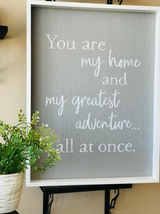 Wooden Signs {Design Options}