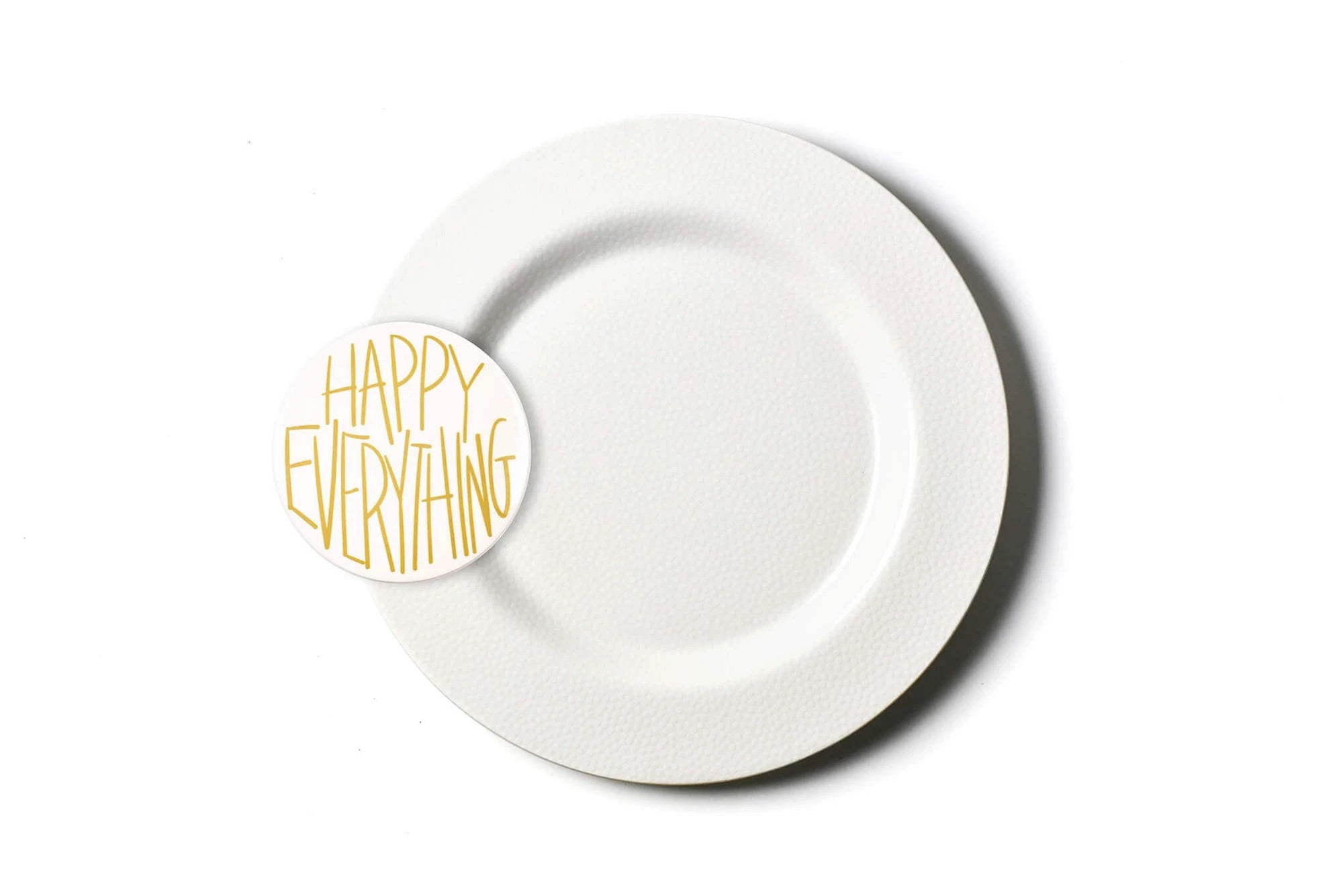 Happy Everything Big Round Platter {Print Options}