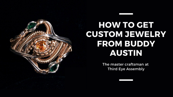 Wire Wrap Ring Custom Jewelry_Blog Banner