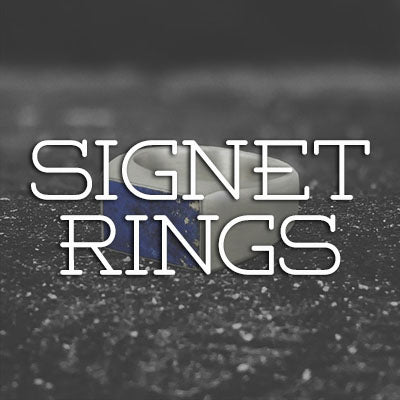 Shop Signet Rings