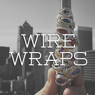 Shop Wire Wrap Collection