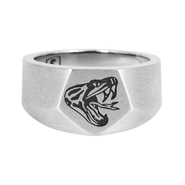 Inhabitants: Rattlesnake Signet Ring