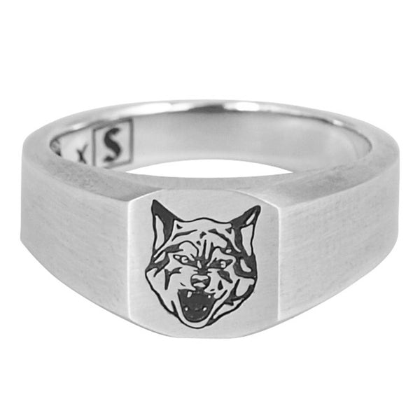 Inhabitants: Wolf Signet Ring