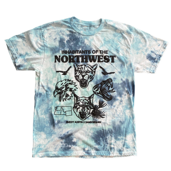 Inhabitants of the Northwest: T-Shirt Collaboration with Samborghini
