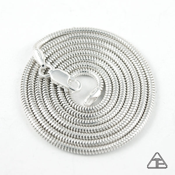Sterling Silver Snake Chain 1.9mm
