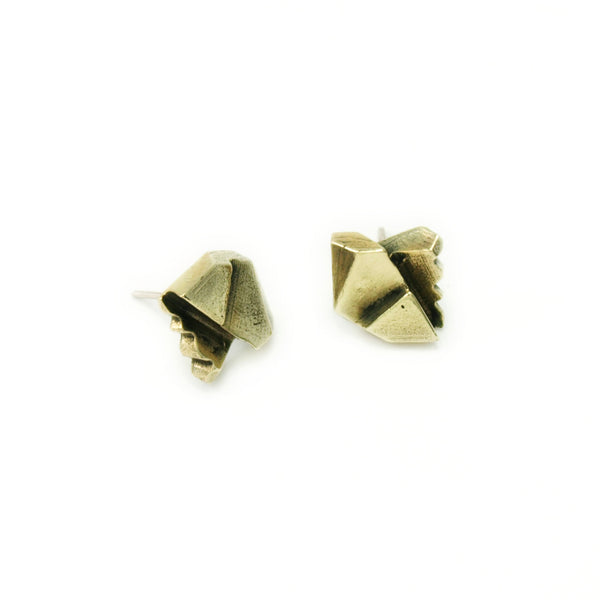 Prism Lattice: Brass Studs