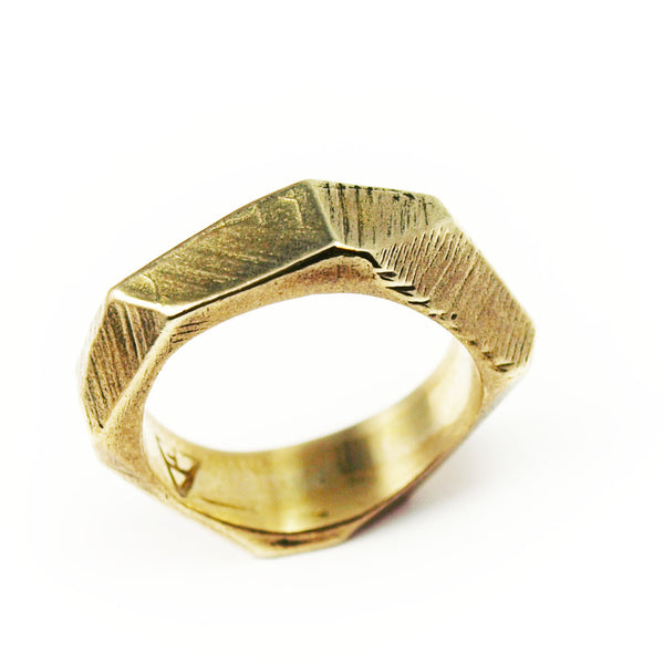 Lattice: Brass Ring