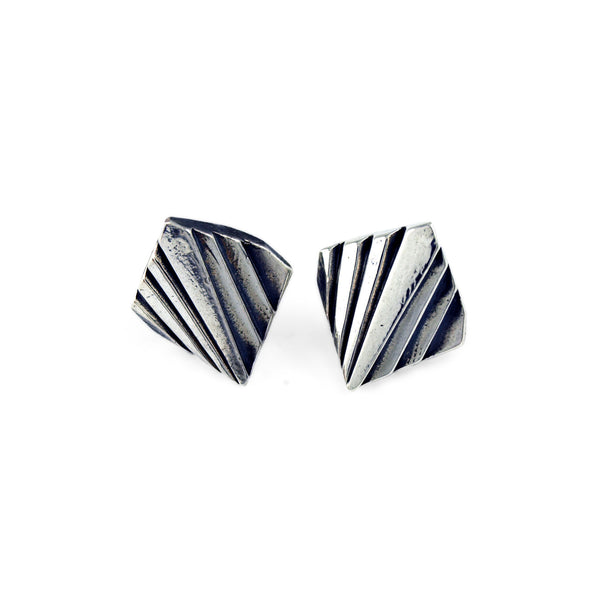 Mohs: Sterling Silver Studs