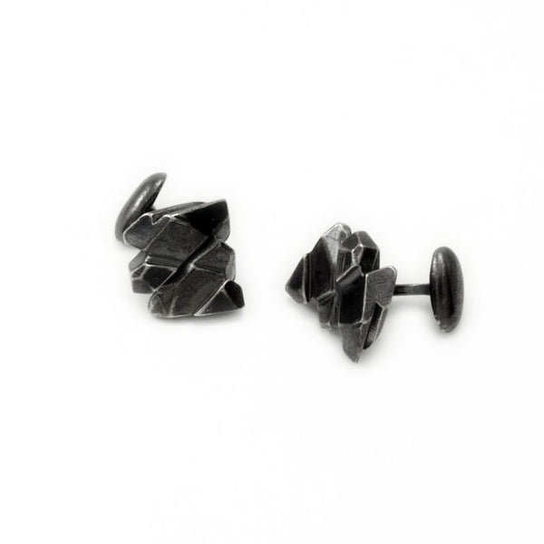 Lustre: Stealth Cufflinks