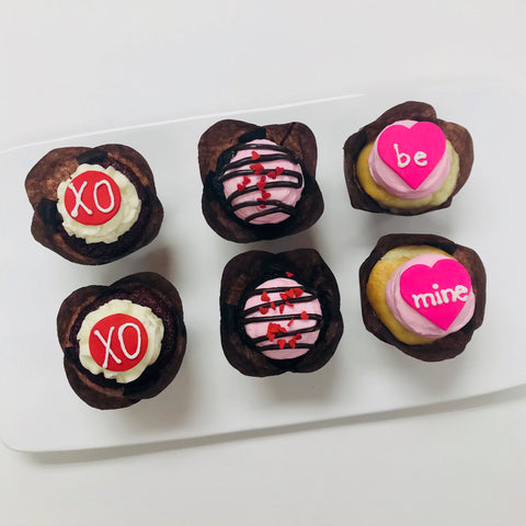 """Be Mine"" Cupcake Package"