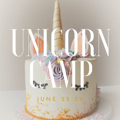Unicorn Camp (ages 8-13)