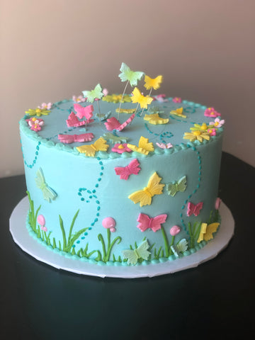 Adult Cake Decorating Class