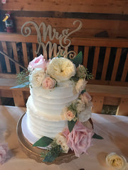 Wedding Cakes & Treats