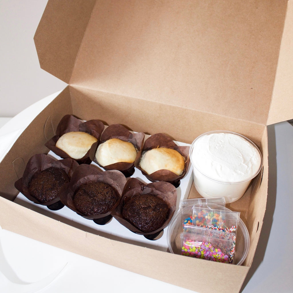 Cupcake Decorating Kit