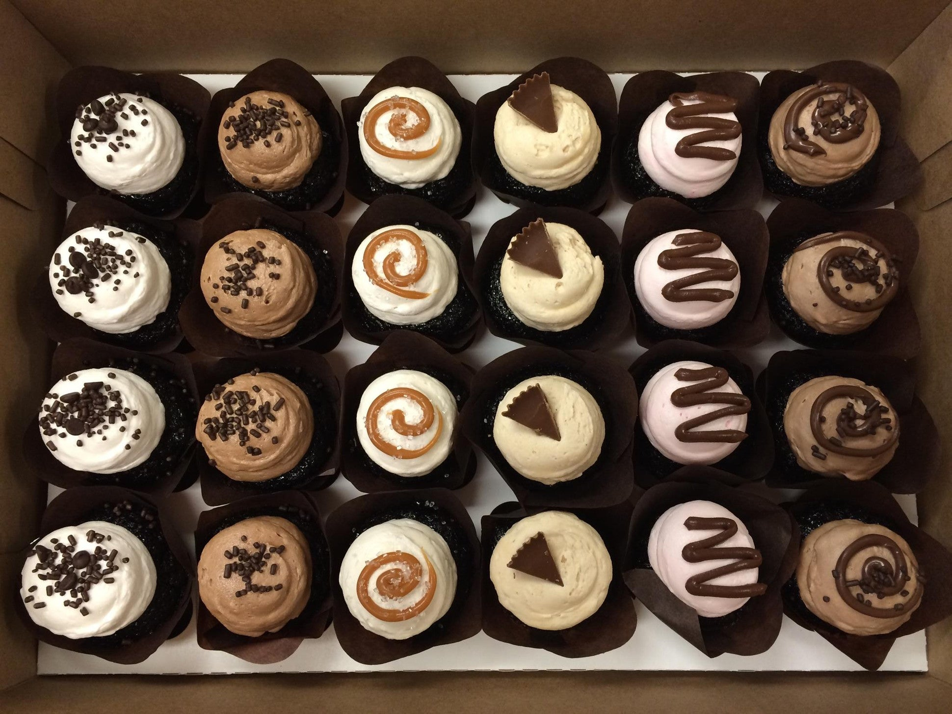 Cupcakes - Everyday Flavors