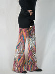Pink and Gold Rachel Shimmer Pants