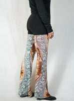 Paisley Serpent Pants