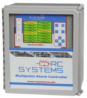 RC Systems - 16-Channel ViewSmart 1600+ Alarm Controller (NEMA 4X)