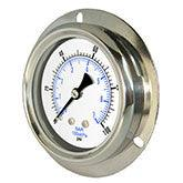 PIC - Model 214D - Dry (but fillable) Pressure Gauge