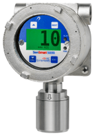 RC Systems - SenSmart 5000 Series - Fixed Gas Detector - Stainless Steel Enclosure