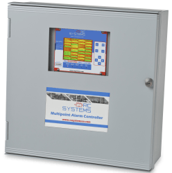 RC Systems - 64-Channel ViewSmart 6400 Alarm Controller-FIBERGLASS Enclosure