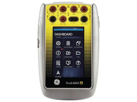 Druck - DPI 620 Genii-IS Intrinsic Safe Multifunction Calibrator