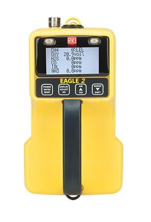 RKI Instruments - Eagle 2 Portable Multi Gas Detector
