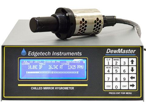 EdgeTech - DewMaster - Dew Point Chilled Mirror Hygrometer
