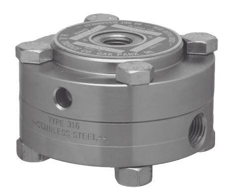Trerice - Threaded-NPT Diaphragm Seals (this picture is the M511 model)