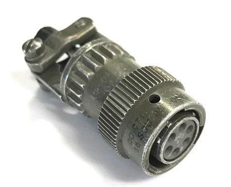 Druck - MIL-C-26482 Electrical Mating Connector (P/N: 163-009)