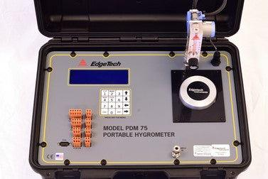 EdgeTech Instruments - PDM75 Portable DewMaster Dew Point Hygrometer