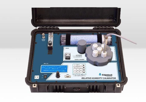 EdgeTech - RH-CAL - Portable Calibrator - %RH, Dew Point, Temperature
