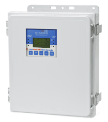 RC Systems - 4-Channel ViewSmart 400 Alarm Controller-Poly Enclosure