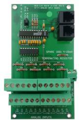 RC Systems - Auxiliary Relay Board (P/N: 10-0158)