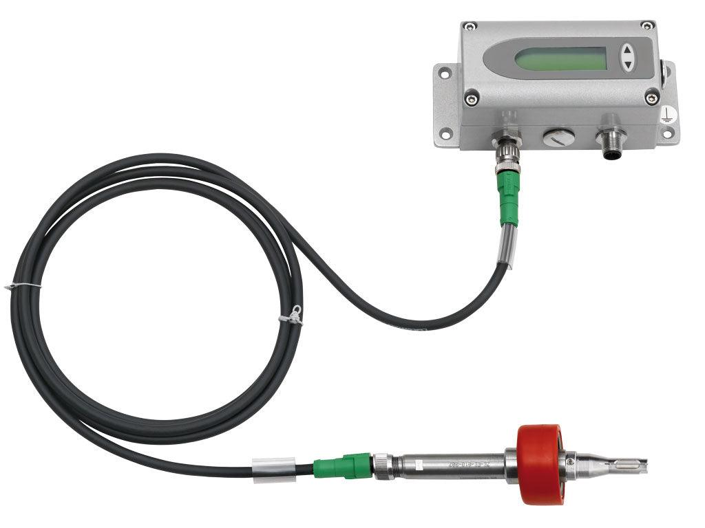 E+E - EE771  In-Line Thermal Mass Flow Meter