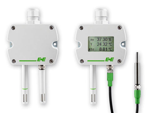 E+E - EE211 RH and Temperature Transmitter for Continuous High Humidity