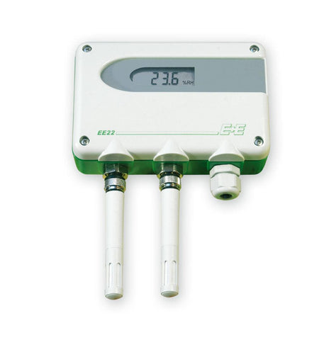 E+E - EE220 Humidity and Temperature Transmitter with Interchangeable Probes