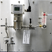EdgeTech - OxyMaster Remote Sampling System Panel