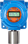 Mil-Ram - TA2100 Fixed Gas Detector
