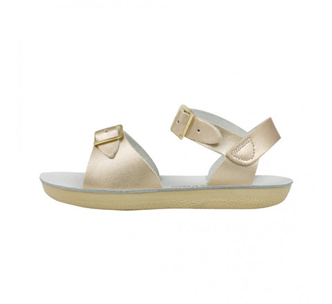 Salt-Water Sandals - The Sun San Surfer - Gold