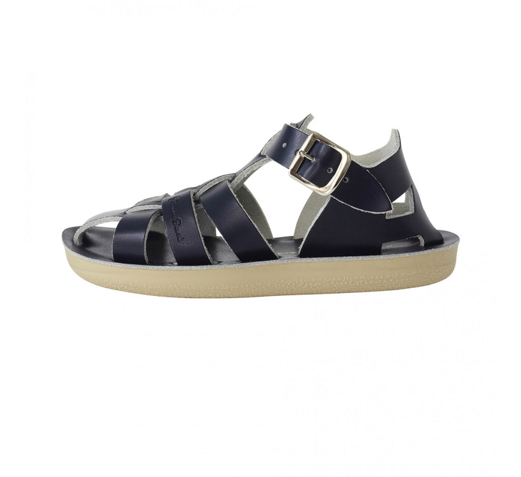 Salt-Water Sandals - The Sun San Shark - Navy