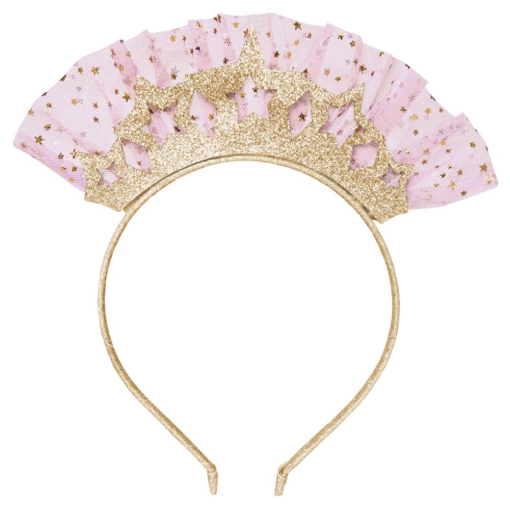 Henny and Coco - Blair Headband - Gold