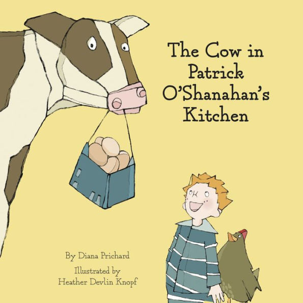 SourceBooks  - The Cow in Patrick O'Shanahan's Kitchen