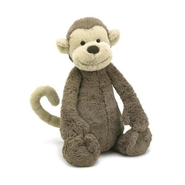 JellyCat - Bashful Monkey - Large