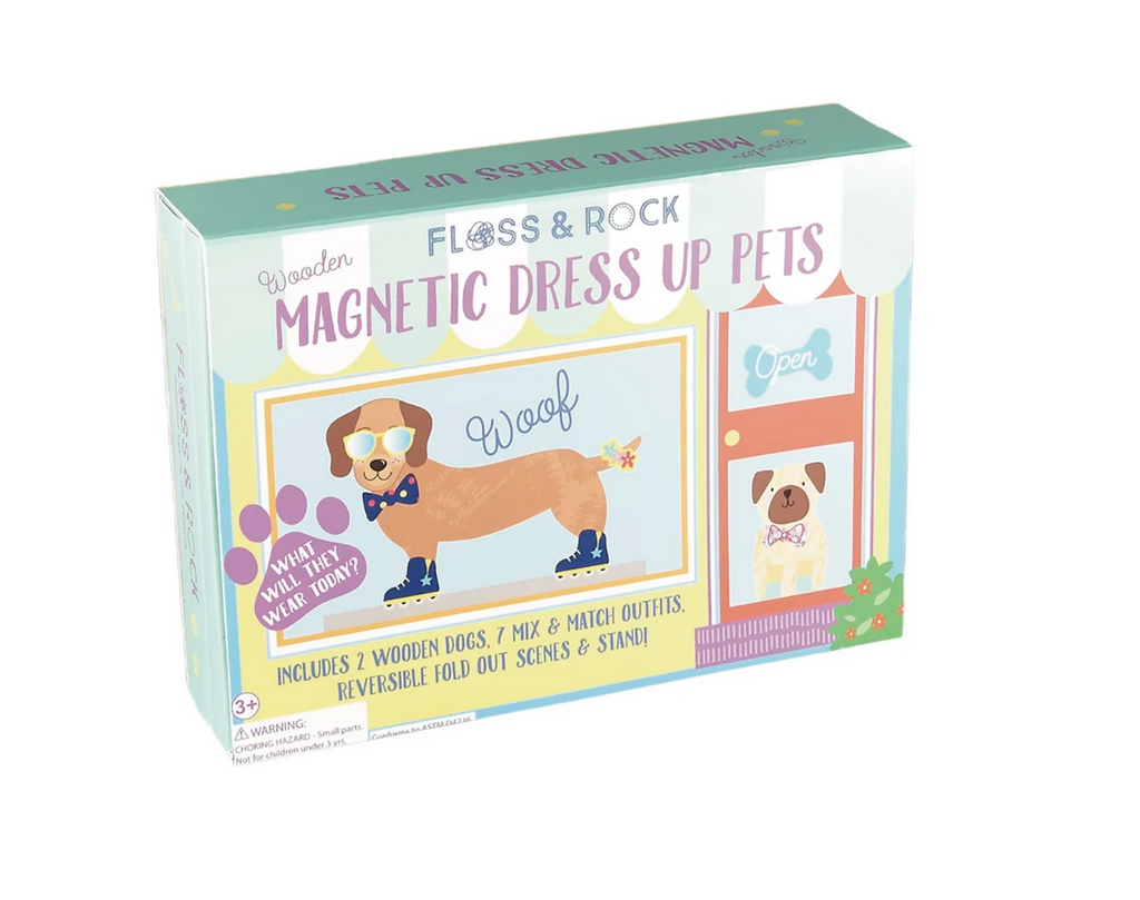 Floss & Rock - Magnetic Pets Set