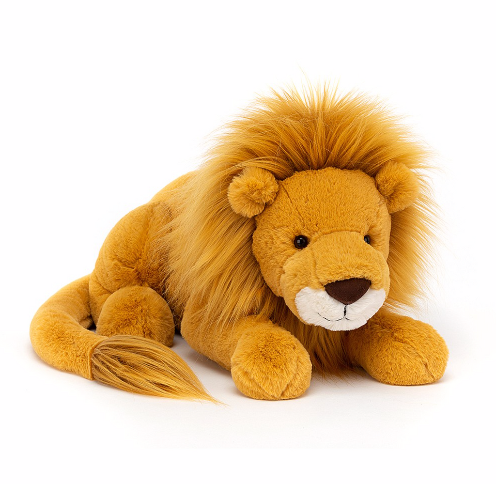 JellyCat- Louie Lion- Large