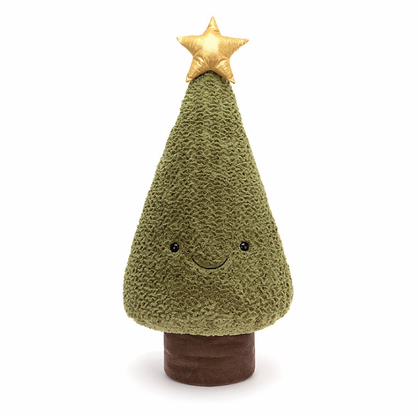 JellyCat- Amuseable Christmas Tree- Huge
